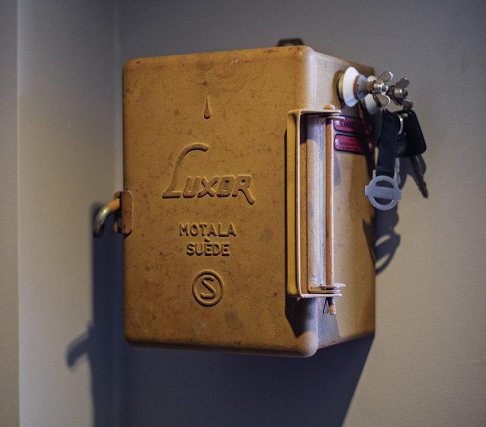 medium resolution of key cabinet old fuse box 007