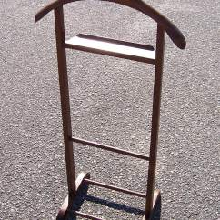Mens Chair Valet Stand Ameriglide Lift Chairs Wooden Clothing Triple A Resale