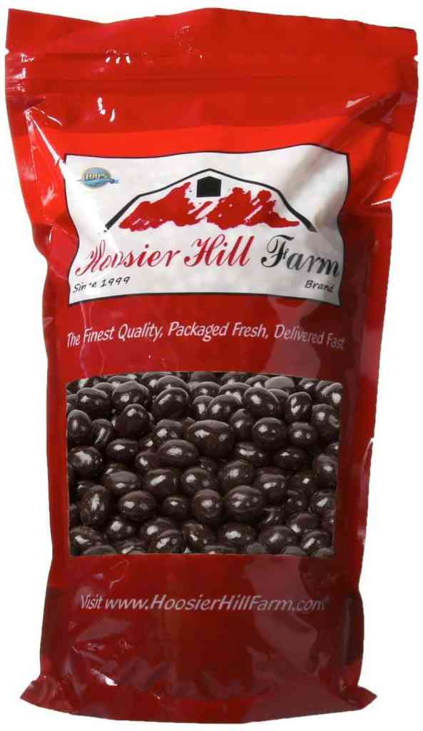 Hoosier Hill Chocolate-Covered Coffee Beans