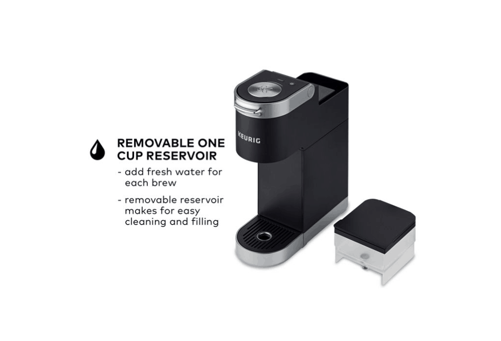 Keurig K-Mini Plus Removable Water Reservoir