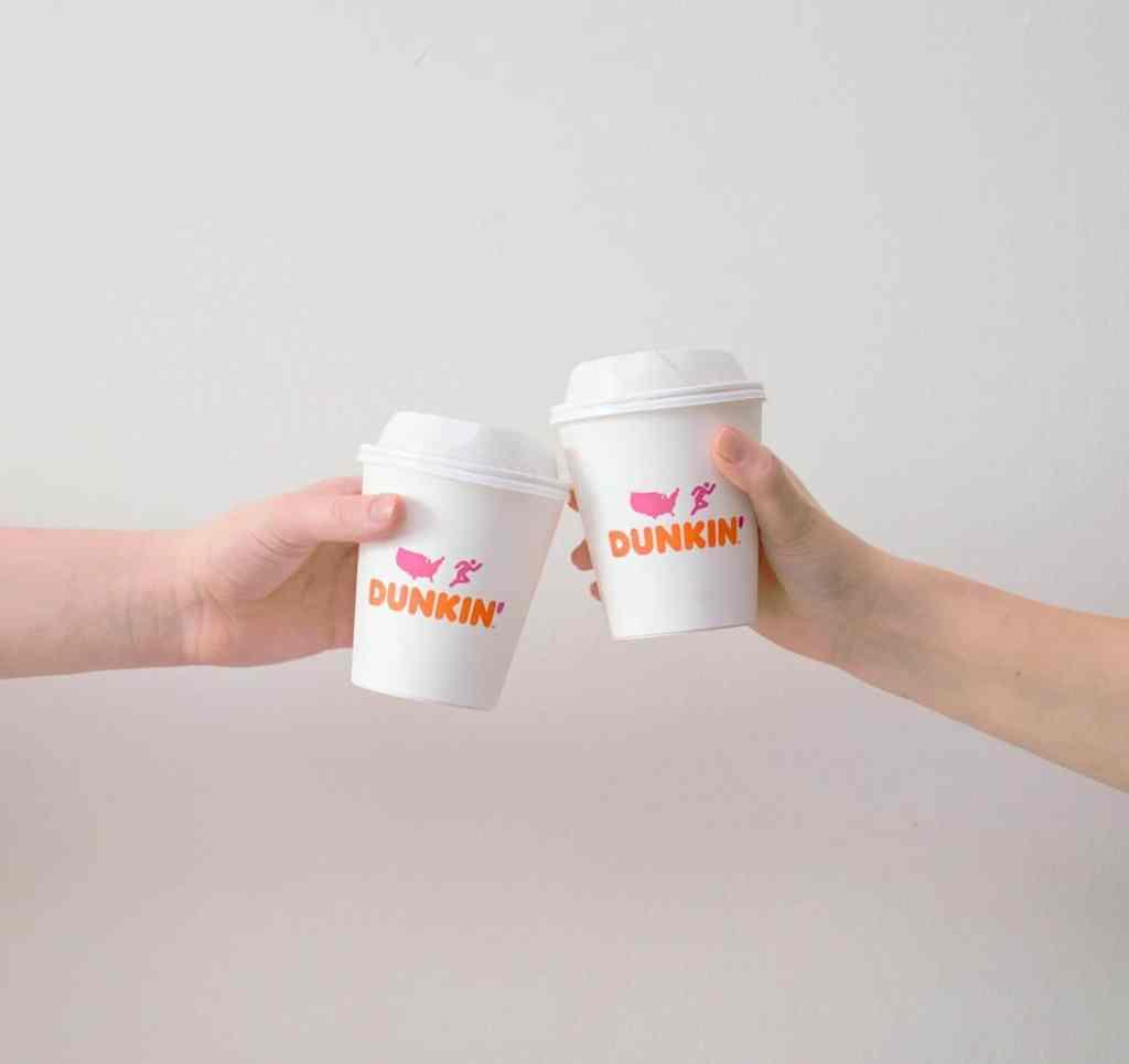 Dunkin Donuts Hot Chocolate