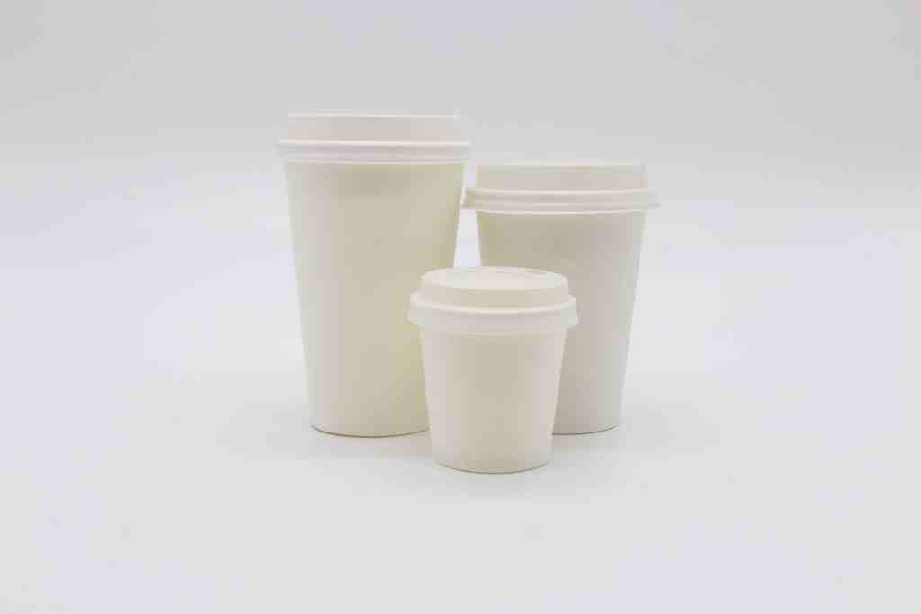 Coffee Cups In Various Sizes