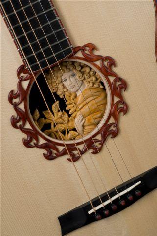 Guitar Inlay Patterns