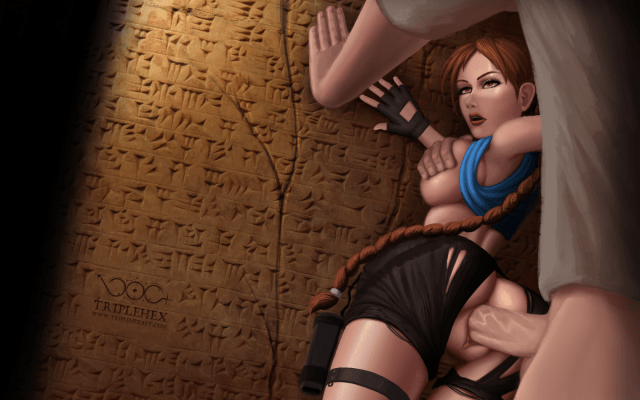 Expedition with Lara Croft