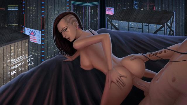 Female V – Cyberpunk 2077