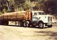 White Road Boss - Triple K Transport