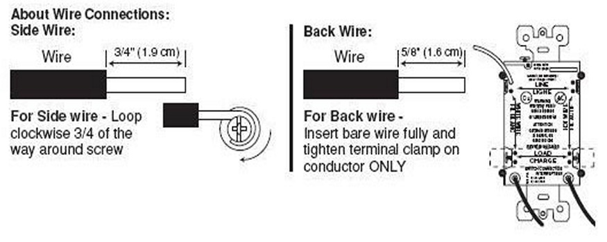ground fault circuit interrupter wiring