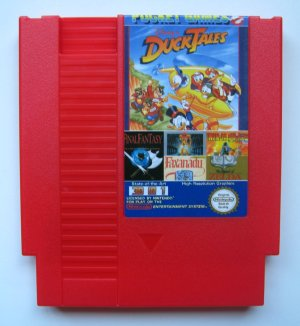 NES 30 in 1 cart