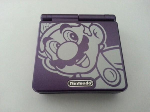 Mario GBA