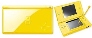 Pokemon Pikachu DS Lite