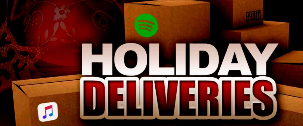 Holiday Deliveries