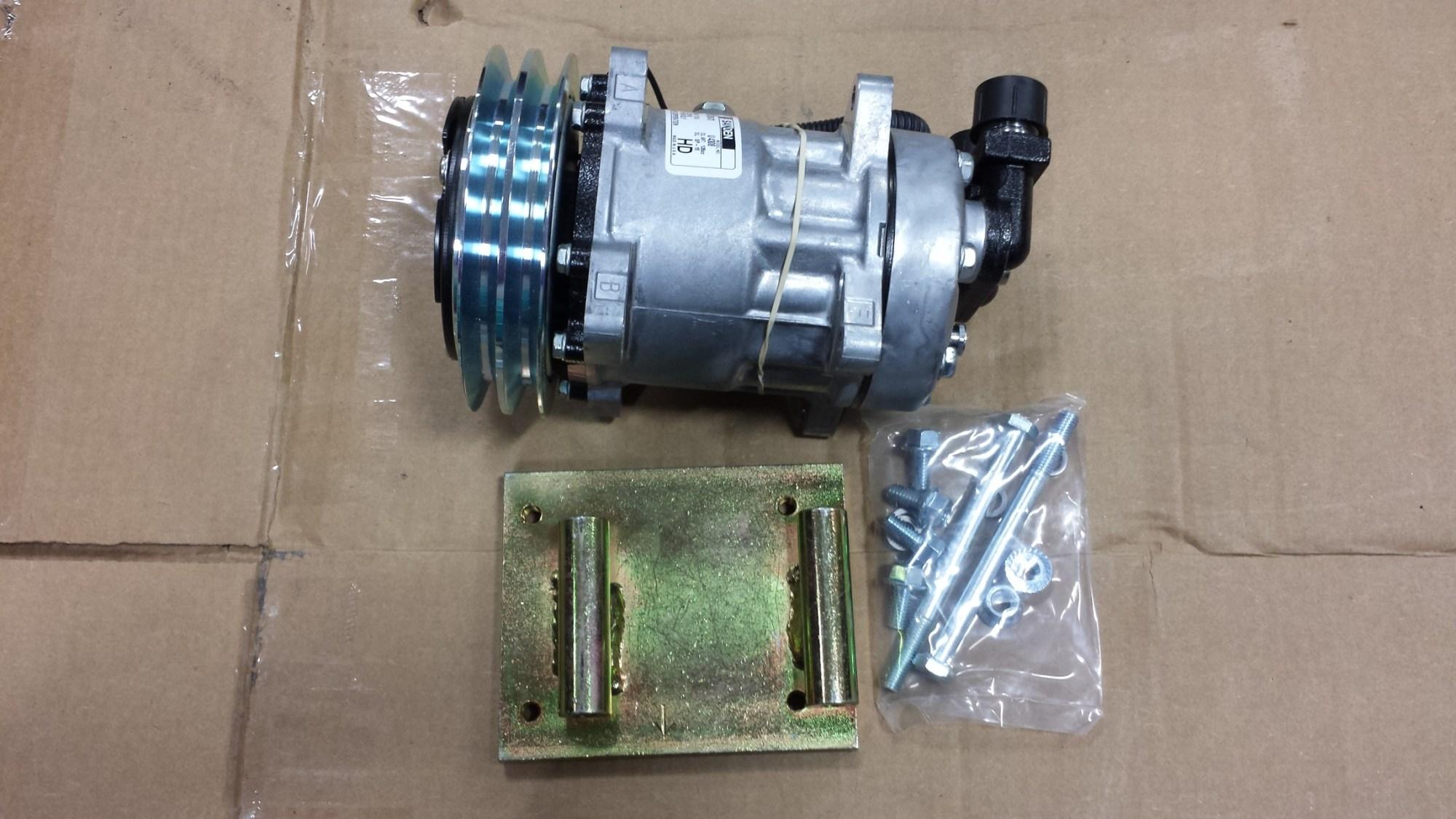 hight resolution of 990 351 sanden conversion kit