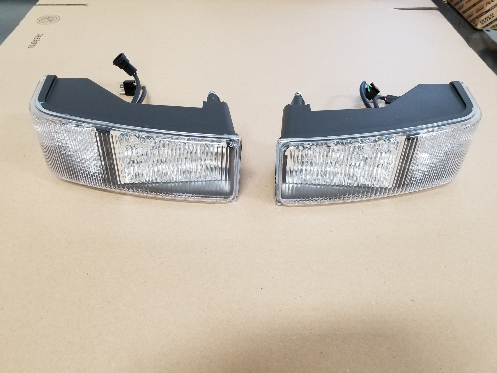 hight resolution of 232448a2 led headlamp pair