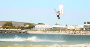 Aaron Hadlow Wild Card Video