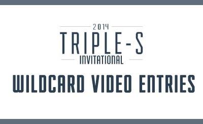 Video: 2014 Wildcard Entries