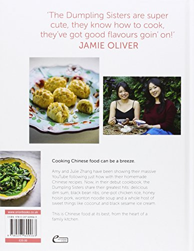 Dumpling Sisters Cookbook Over 100 Favourite Recipes From A Chinese Family Kitchen