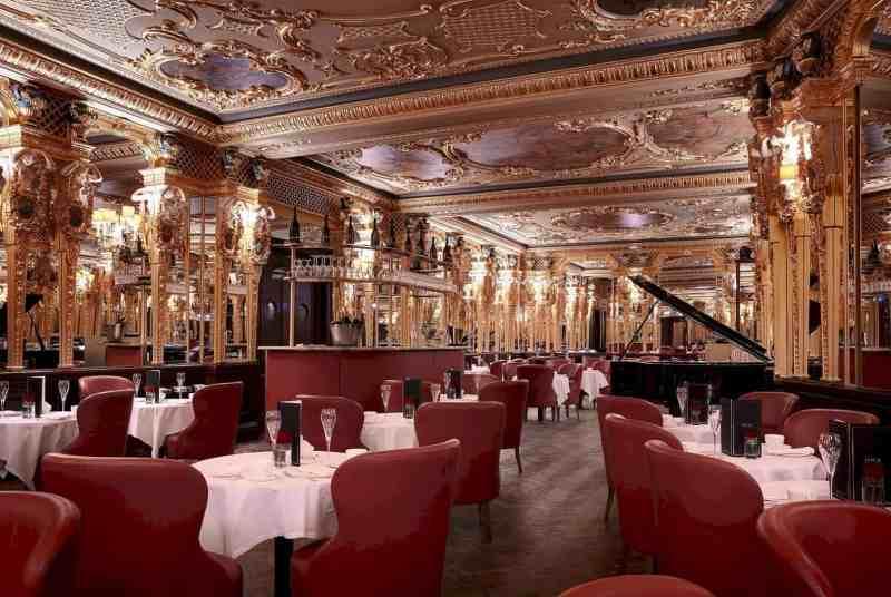 Hotel Café Royal 6
