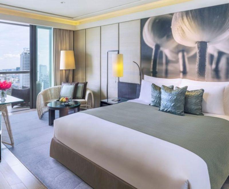 Siam Kempinski Hotel Bangkok 12