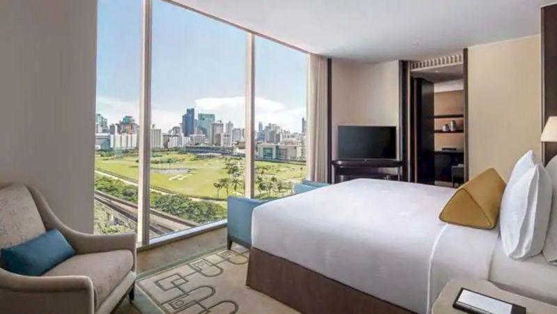 Waldorf Astoria Bangkok 8