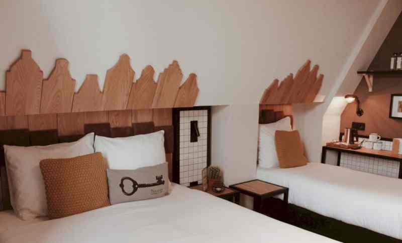 Mr Jordaan Hotel 5