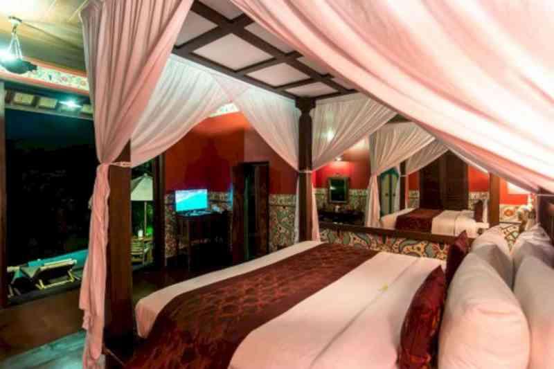 Bidadari Private Villas And Retreat Ubud Bali 10