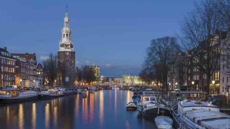 Luxury Suites Amsterdam 1