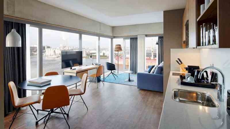 Residence Inn® By Marriott® Amsterdam Houthavens 3