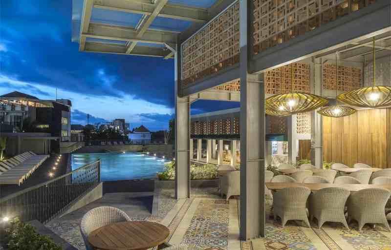 Eastin Ashta Resort Canggu Bali 5
