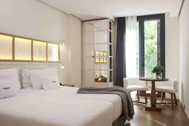 Ofelias Hotel Barcelona 4