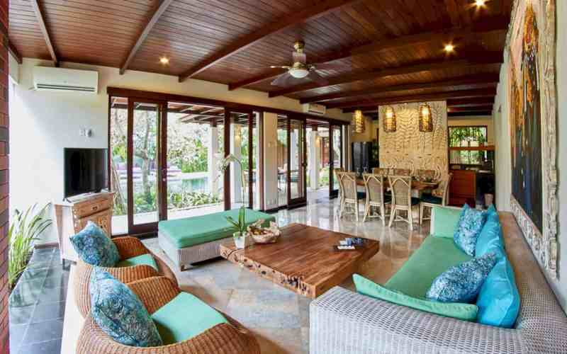 The Royal Purnama Art Suites And Villas 13