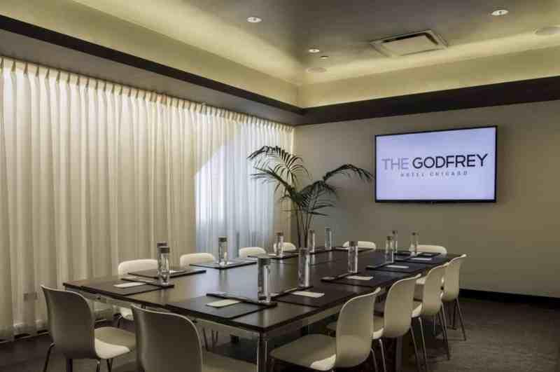 Godfrey Hotel Chicago 1