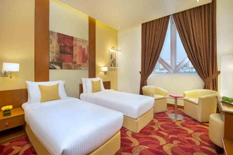 City Seasons Towers Hotel Bur Dubai 11
