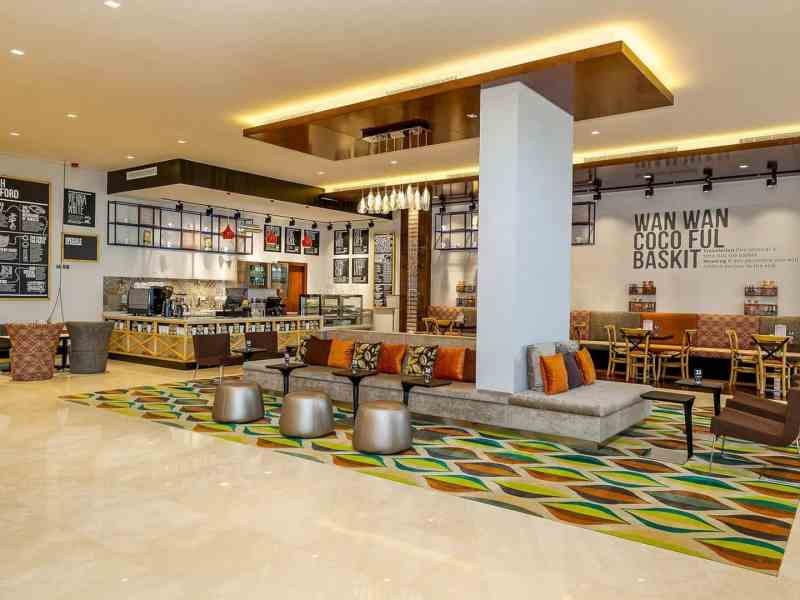 Flora Al Barsha Hotel 10