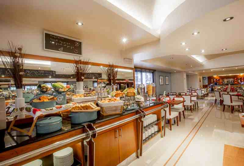 Golden Sands Hotel Apartments Dubai 13