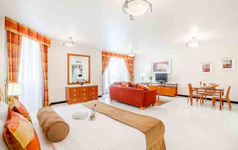 Golden Sands Hotel Apartments Dubai 4