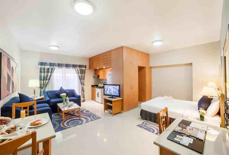 Golden Sands Hotel Apartments Dubai 8