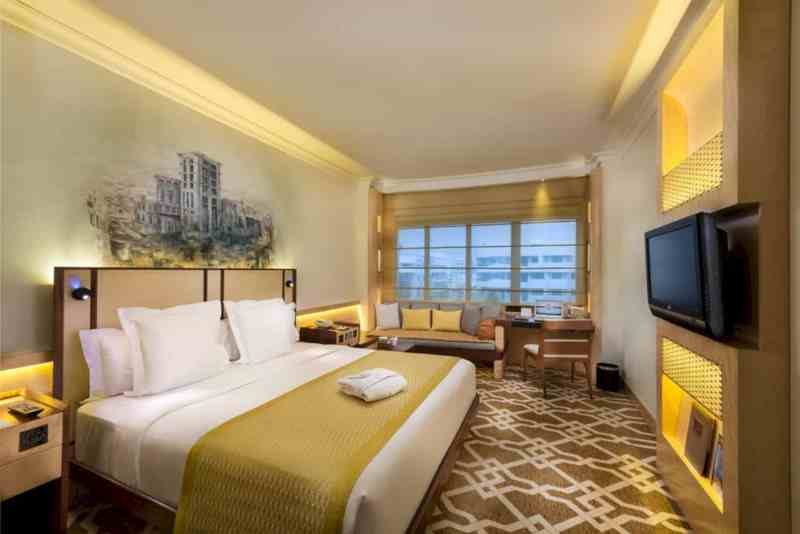 Marco Polo Hotel Dubai 11