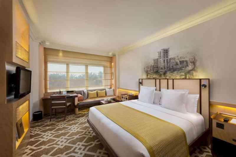 Marco Polo Hotel Dubai 7