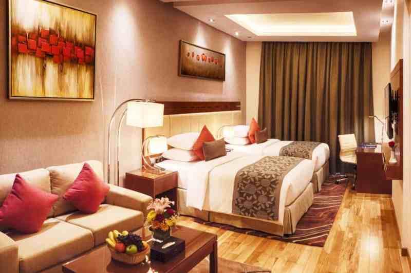 Rose Park Hotel–Al Barsha 10