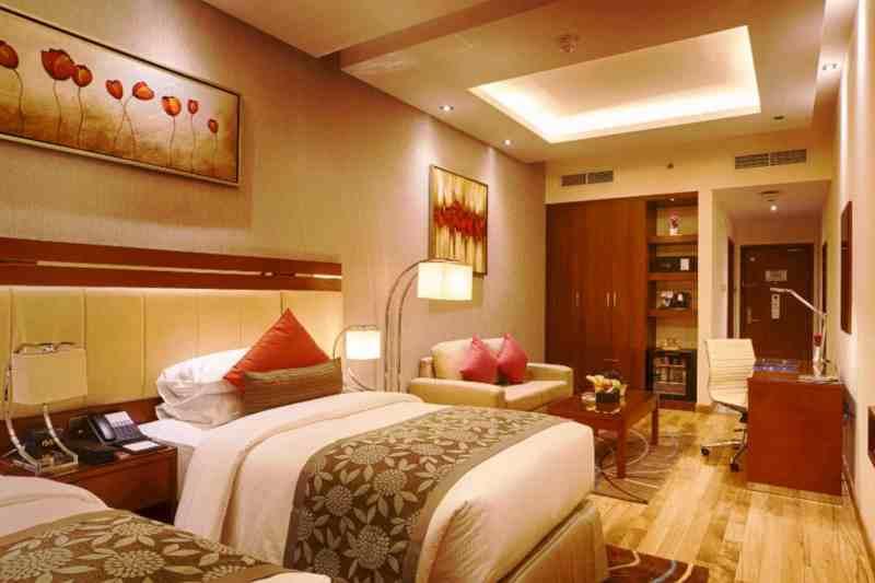Rose Park Hotel–Al Barsha 12