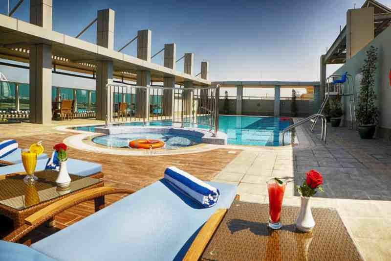 Rose Park Hotel–Al Barsha 2