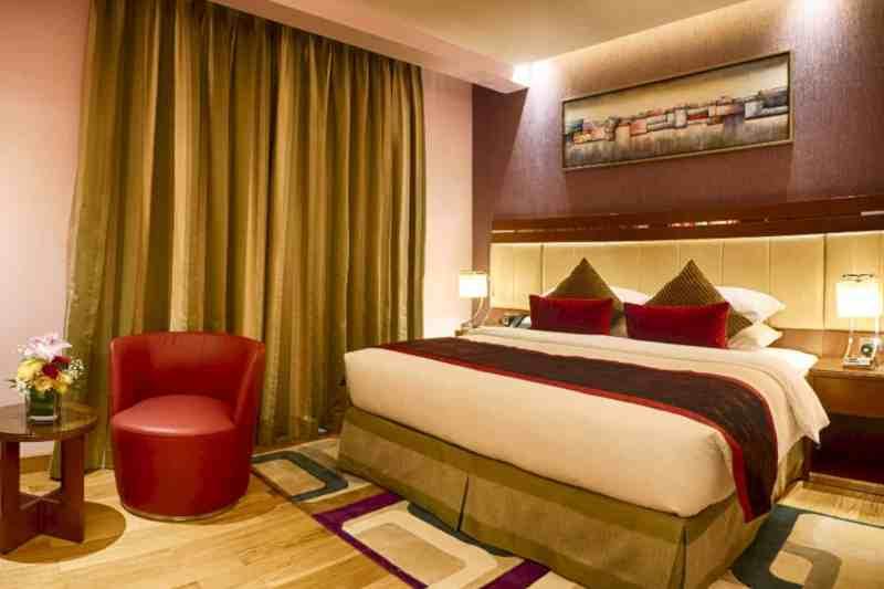 Rose Park Hotel–Al Barsha 8