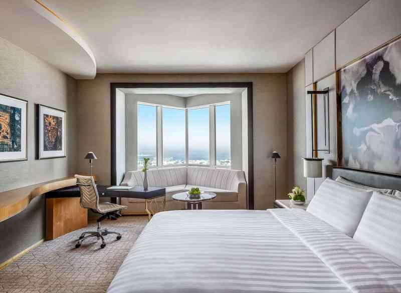 Shangri La Hotel Dubai 10