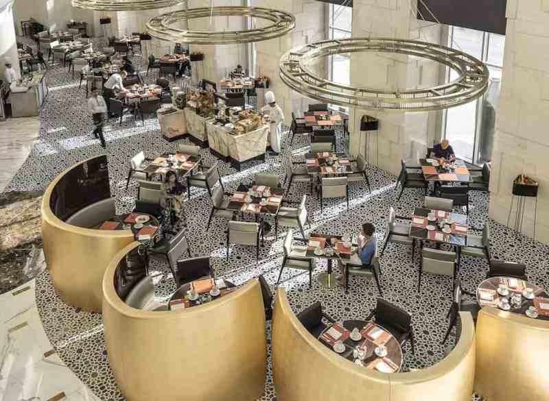Shangri La Hotel Dubai 21