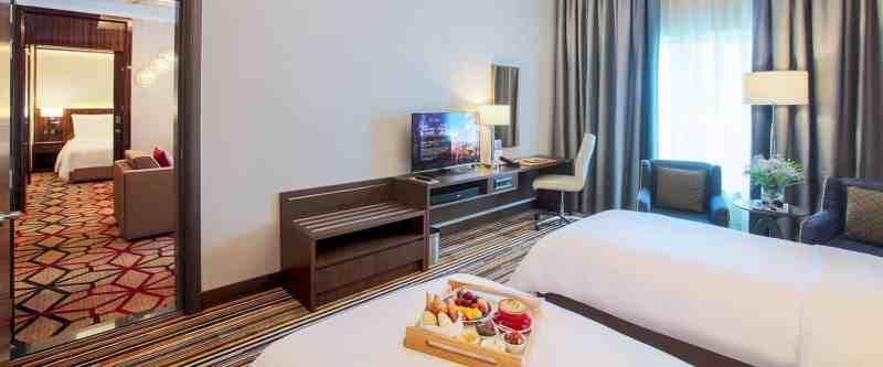 DusitD2 Kenz Hotel Dubai 8