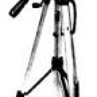 Ambico V-0554A 58-Inch Tripod