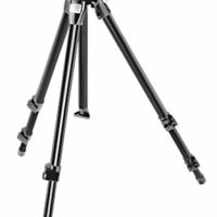 Manfrotto 3021N Classic Tripod without Head (Silver)