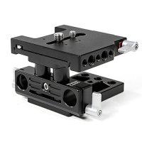 Wooden Camera 169500 | Quick Base for Blackmagic Design Pocket Cinema Camera