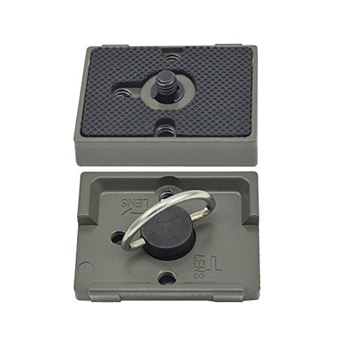 Quick Release Plate Fits Bogen Manfrotto Heads RC2 3030 3130 3160 3265 DC106