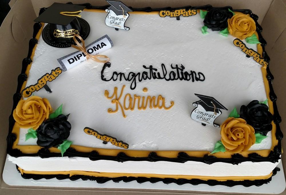 Graduation Cakes  Tripoli  Pizza Bakery
